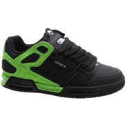 Peril Black/Light Grey/Lime Shoe