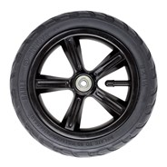 Replacement 205mm Pneumatic Scooter Wheel - Black