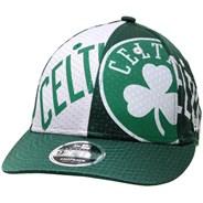 NBA All Over Low Profile 950 Snapback - Boston Celtics
