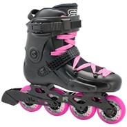 FR W 80 Inline Skates - Black/Pink