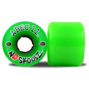No Skoolz Longboard Wheels - Green