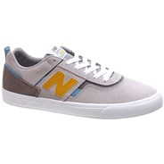 New Balance Numeric 306 Jamie Foy Grey/Yellow Shoe