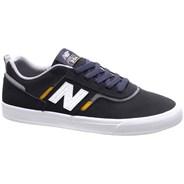 New Balance Numeric 306 Jamie Foy Navy/Yellow Shoe