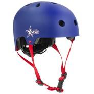 Adjustable Kids Helmet - Blue/Red