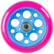 Zycom 125mm front wheel - Pink/Blue