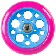 Zycom 125mm front wheel - Pink/Blue