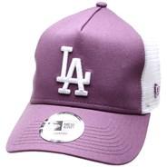 League Essential 20 Trucker Cap - LA Dodgers