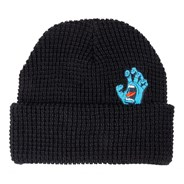 Screamer Beanie - Black