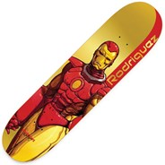 Rodriguez Iron Man 8.125inch Skateboard Deck