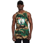NBA Camo Tank Top - Boston Celtics