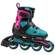 2019 Microblade G Kids Fitness Inline Skate - Pink/Emerald