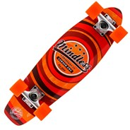 ML5160 Stained Daily II Complete Cruiser Board - Orange