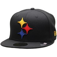 Team Tonal NFL 5950 Fitted Cap - Pittsburgh Steelers