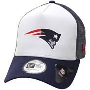 Team Colour Block Trucker Cap - New England Patriots