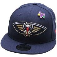 NBA 2018 Draft 9FIFTY Snapback - New Orleans Pelicans