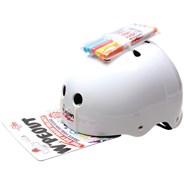 Wipeout Helmet - White