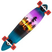 Sunset 38inch Complete Pintail Longboard