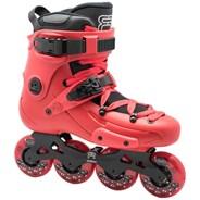 FR1 80 Inline Skates - Red