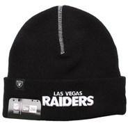 Las Vegas Raiders Basic Knit Beanie