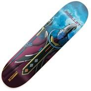 Gillet Dragon Ball Z Whis 8.38inch Skateboard Deck