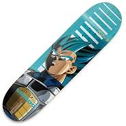 Lemos Dragon Ball Z SSG Vegeta 8.25inch Skateboard Deck