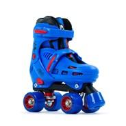 Storm IV Blue/Red Quad Roller Skates
