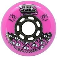 Street Invaders 2 Freestyle Inline Wheel - Pink