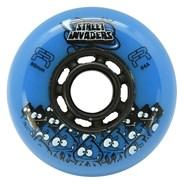 Street Invaders 2 Freestyle Inline Wheel - Blue