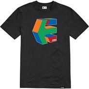 Cube S/S T-Shirt - Black