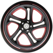 Replacement 215mm Scooter Wheel - Red