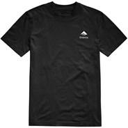 Emerica x Santa Cruz Logo Drop S/S T-Shirt - Black