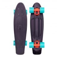 Complete 22inch OG Plastic Skateboard - Brightlight