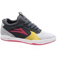 Proto Grey/Pink Suede Shoe
