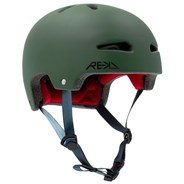 Ultralite In-Mould Green Helmet