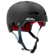 Ultralite In-Mould Black Helmet