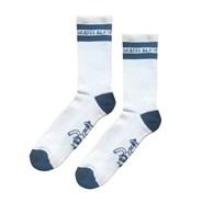 Ben Koppl Socks - White