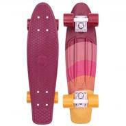 Complete 22inch OG Plastic Skateboard - Rise