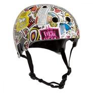 Old School Certified Helmet - New Deal