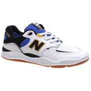 New Balance Numeric 1010 Tiago Lemos White/Blue Shoe