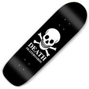OG Skull Black 8.75inch Pool Skateboard Deck