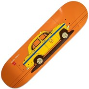 Raven Tershy World Taxi 8.5inch Skateboard Deck