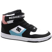 Pensford White/Black/Light Grey Shoe