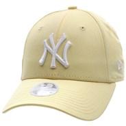 MLB League Essential Womens 940 Cap - NY Yankees Yellow