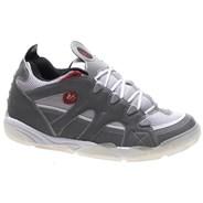 Scheme Silver Shoe