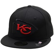 NFL Elements 2.0 5950 Fitted Cap - Kansas City Chiefs