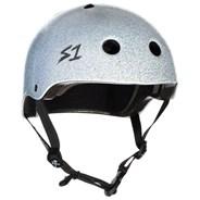Lifer Helmet - White Glitter