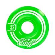 Refresher II Green 53mm Skateboard Wheels