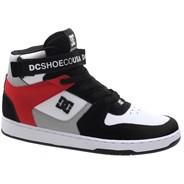 Pensford Black/Grey/Red Shoe