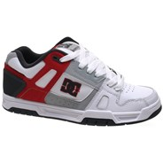Stag White/Grey/Red Shoe