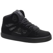 Pure High Top WC Black/Camo Shoe